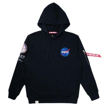 Alpha Industries Apollo 11 Black