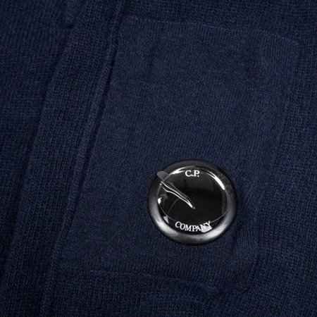 CP COMPANY LAMBSWOOL TURTLENECK ECLIPSE