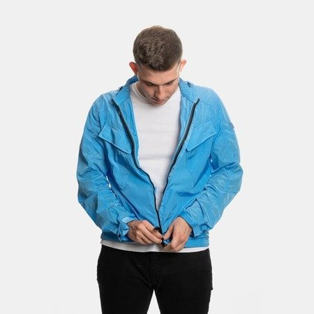 CP Company Overshirt Chrome