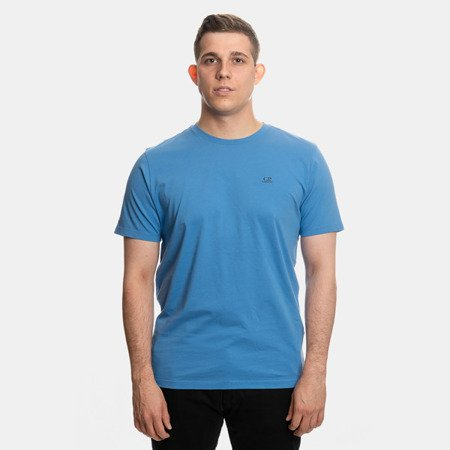 KOSZULKA CP COMPANY T-SHIRT JERSAY 30/1 BLUE