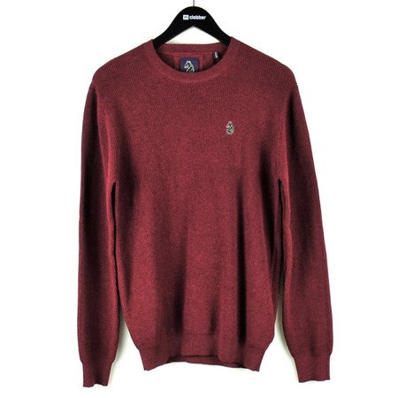 LUKE1977 EASY NOW KNIT BURGUNDY