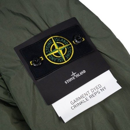 Stone Island  Garment Dyed Crinkle Reps Ny