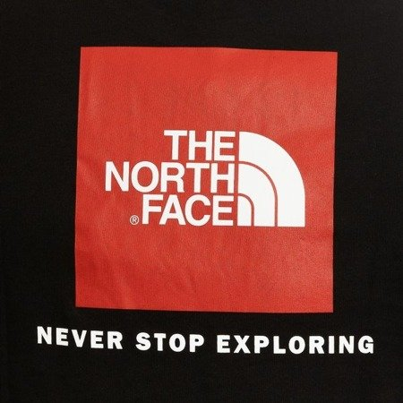 THE NORTH FACE RED BOX T-SHIRT BLACK