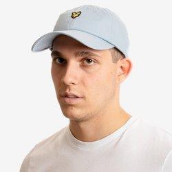 CZAPKA LYLE&SCOTT BASEBALL CAP LIGHT BLUE