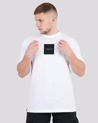 KOSZULKA MARSHALL ARTIST LIQUID RIPSTOP LOGO T-SHIRT 420 WHITE