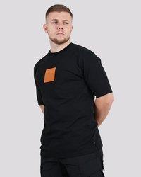 KOSZULKA MARSHALL ARTIST RIPSTOP LOGO T-SHIRT 420 BLACK