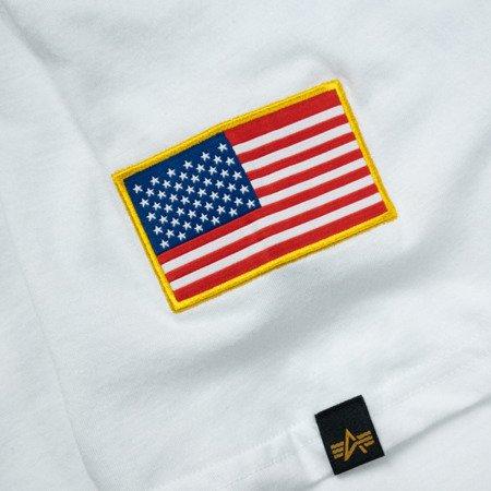 Alpha Industries NASA T White