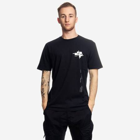 CP COMPANY T-SHIRT SHORT SLEEVE JERSEY 24/1 BLACK