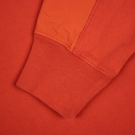 CP Company Brushed Fleece Mixed Garment Dyed Lens Sweater