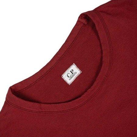 CP Company Garment Dyed Light Fleece Lens Crew Sweatshirt
