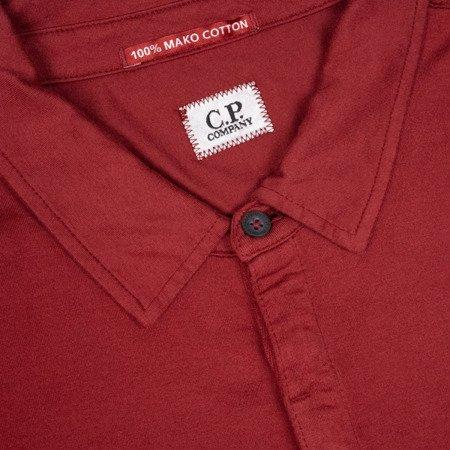 CP Company Long Sleeve Polo Shirt