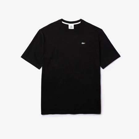 Koszulka Lacoste LIVE Loose Fit Crew Neck Loose Cotton T-shirt