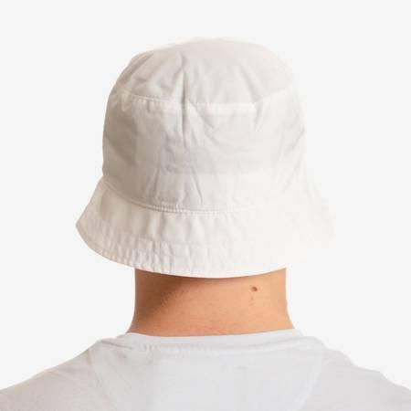 LYLE&SCOTT RIPSTOP NYLON BUCKET HAT WHITE