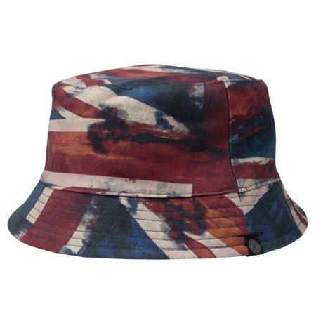 Pretty Green Mens Reversible paisley Print Bucket Hat