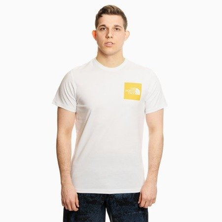 THE NORTH FACE FINE T-SHIRT WHITE