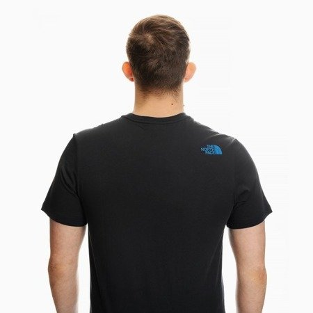 THE NORTH FACE GRAPHIC T-SHIRT URBAN NAVY