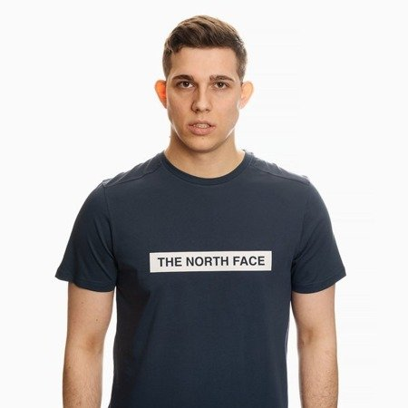 THE NORTH FACE LIGHT T-SHIRT BLUE WING TAIL
